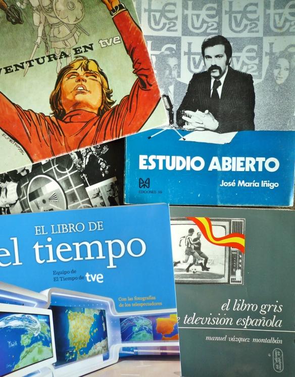 Libros sobre Televisión Española