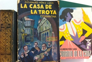 Libros de Alejandro Pérez Lugín