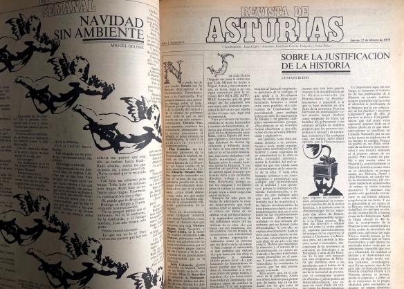Suplemento cultural del diario «Asturias»
