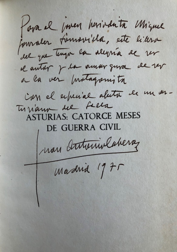 Cabezas, un asturiano del Sella