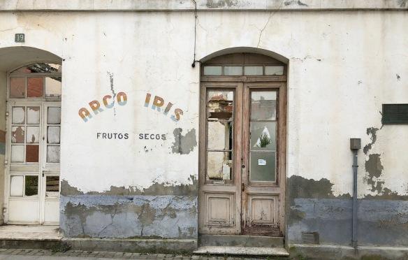 Casa natal de Francisco Calvo Jarrín en Foz (Lugo).